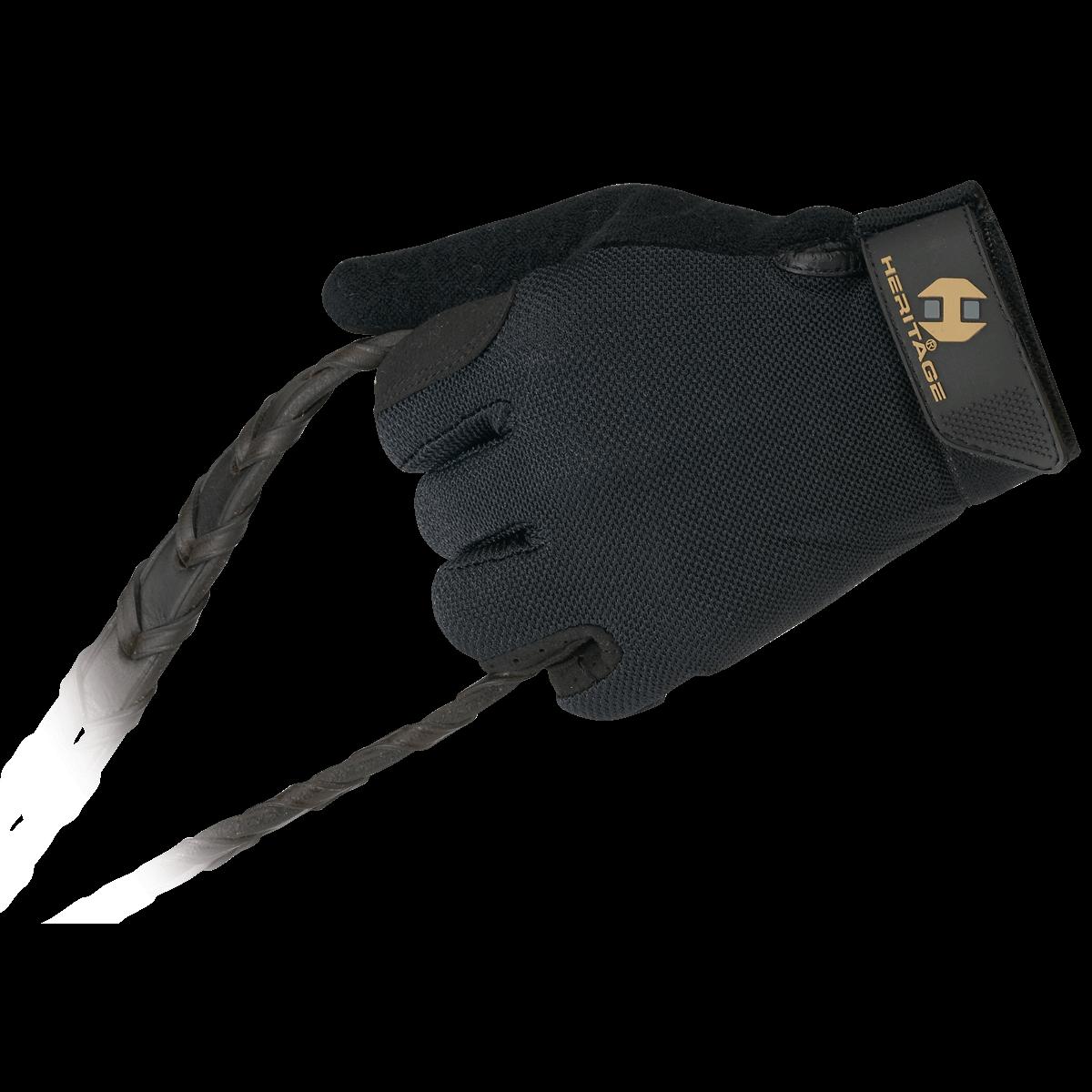 Heritage Pro-Flow Summer Show Gloves Size 10